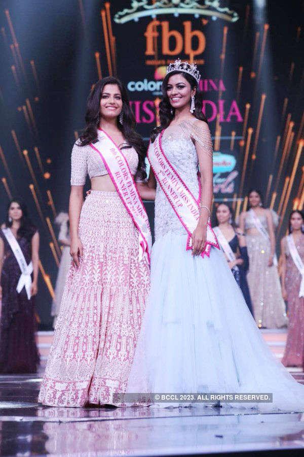 It's a year to your glorious reign: Femina Miss India Runner-up 2019 Sanjana Vij