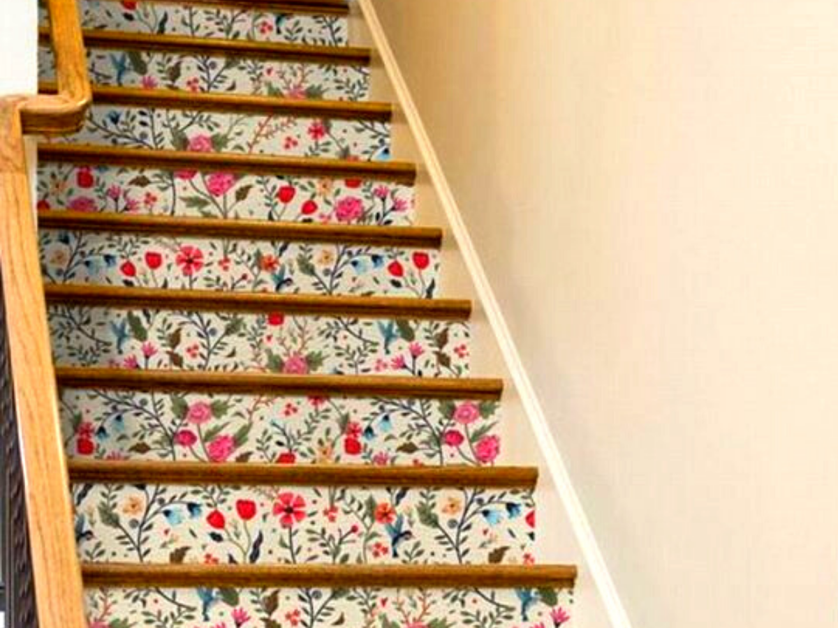 Brilliant uses of wallpaper (1)