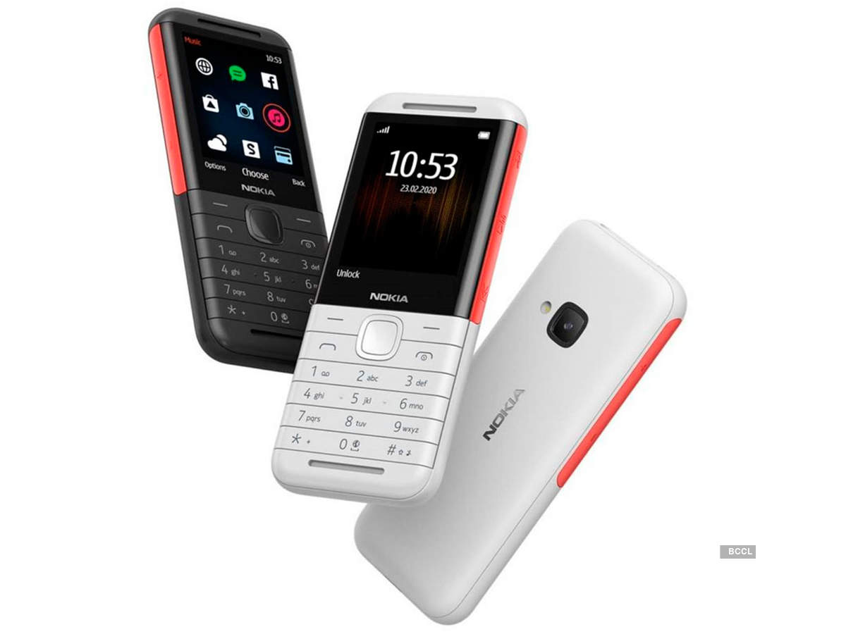 Nokia 5310 XpressMusic launched