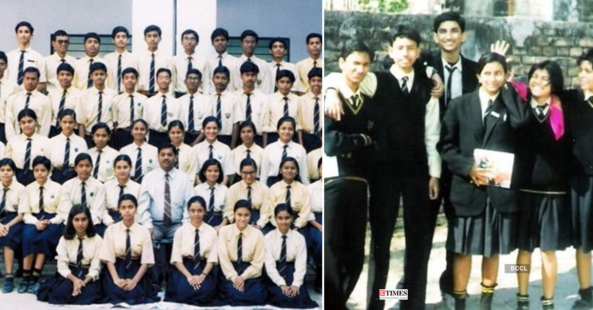 Sushant Singh Rajput's school friend gets emotional, shares pictures from their school days