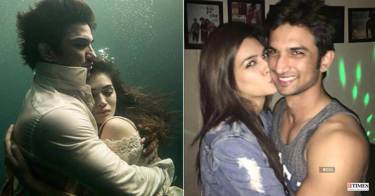 Kriti Sanon pens down an emotional post on close friend Sushant Singh Rajput's sudden demise