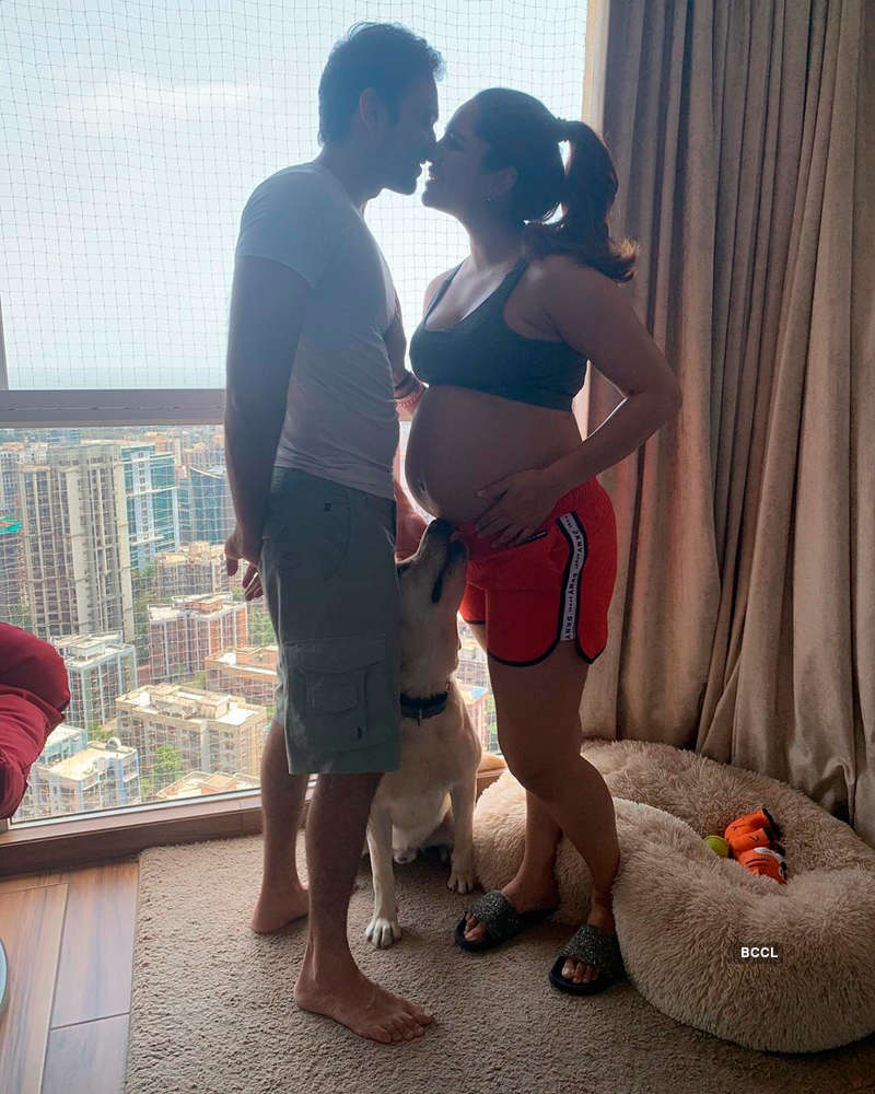 Kumkum Bhagya actress Shikha Singh and husband Karan Shah welcome a baby girl