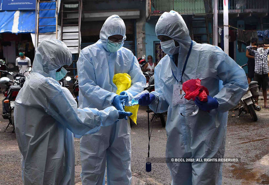 Coronavirus death toll in Maharashtra crosses 5,530