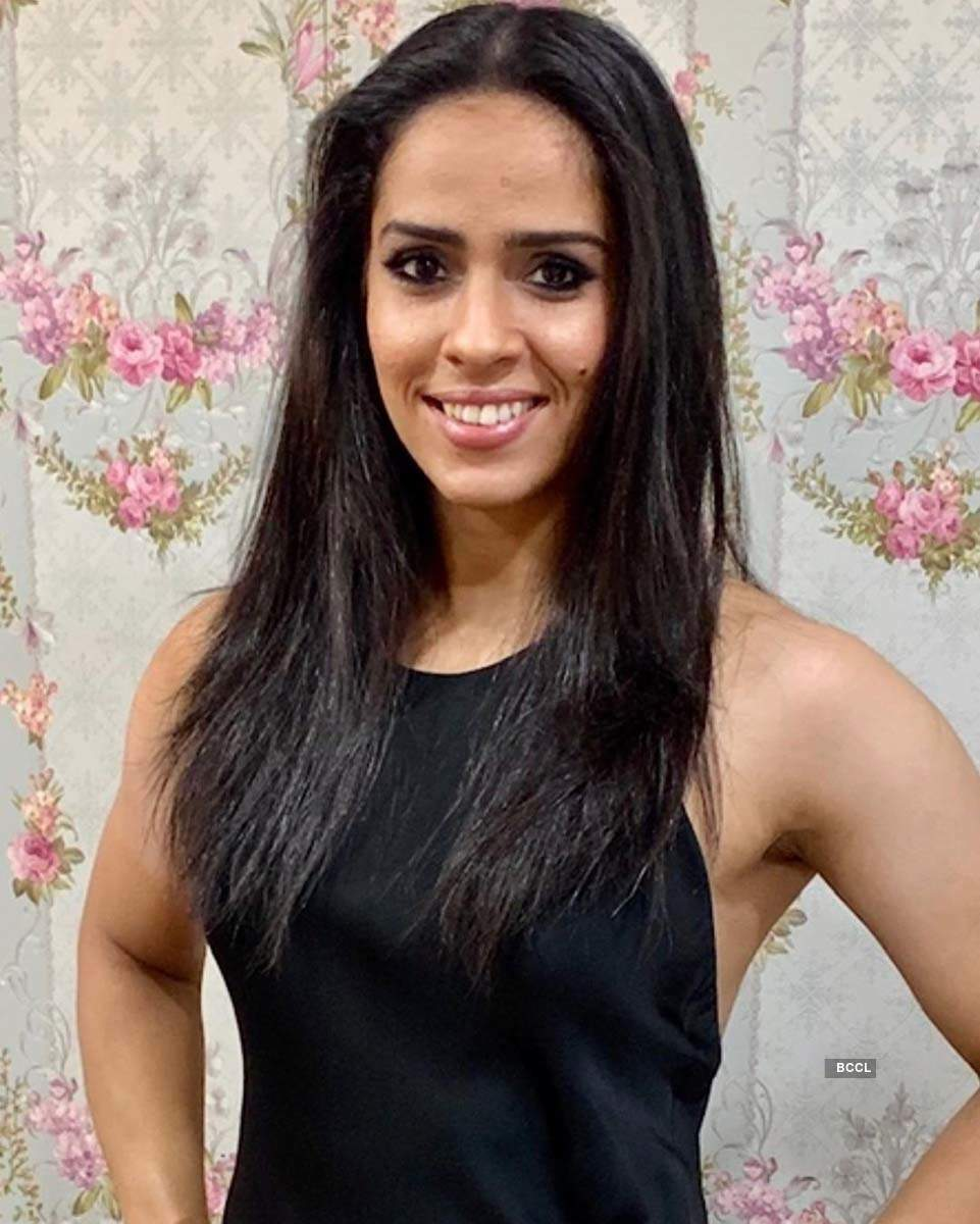 Badminton player Saina Nehwal is a style queen off the court
