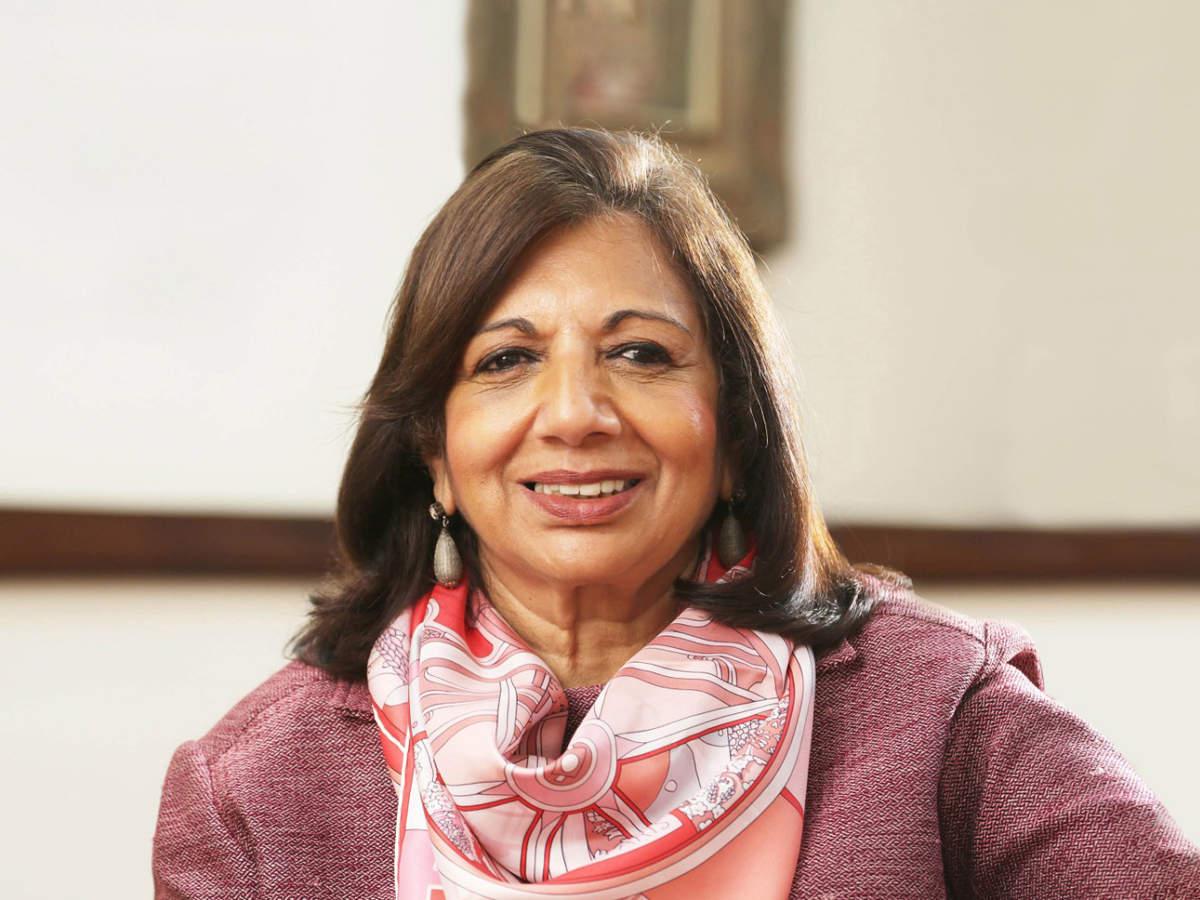 COVID has made India a cleaner nation: Kiran Majumdar Shaw