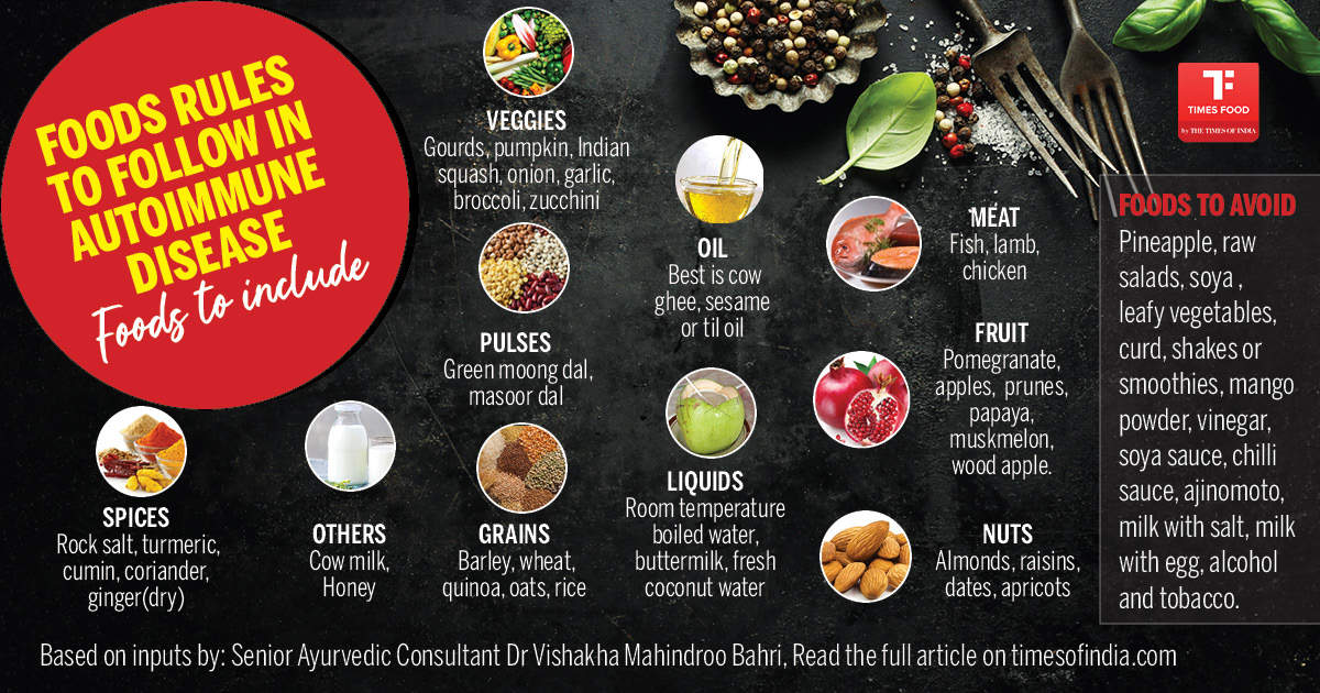 Home Remedies For Autoimmune Disorders Can Certain Foods Help In Managing Autoimmune Disorders Times Of India