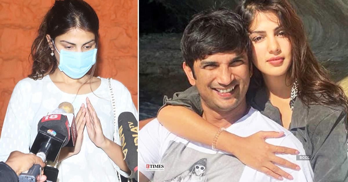 Sushant Singh Rajput's rumoured girlfriend Rhea Chakraborty opens up about wedding during her interrogation