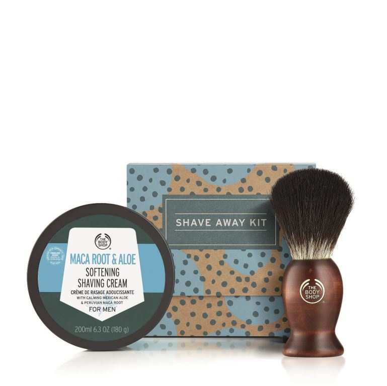 The Body Shop Modern Gent's Shaving Kit_INR 2140