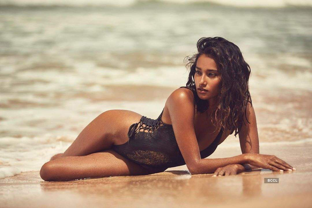 Nidhi Sunil is turning up the heat with her captivating photoshoots