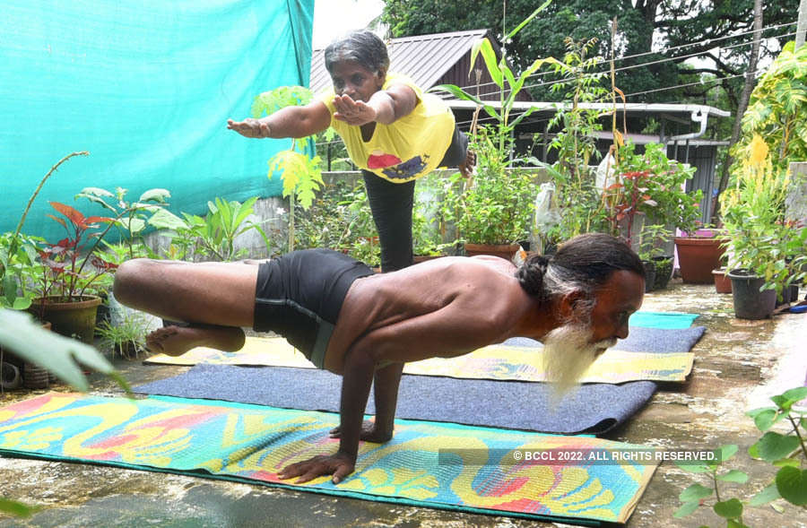 International Yoga Day 2020 celebrated amid Covid-19 pandemic