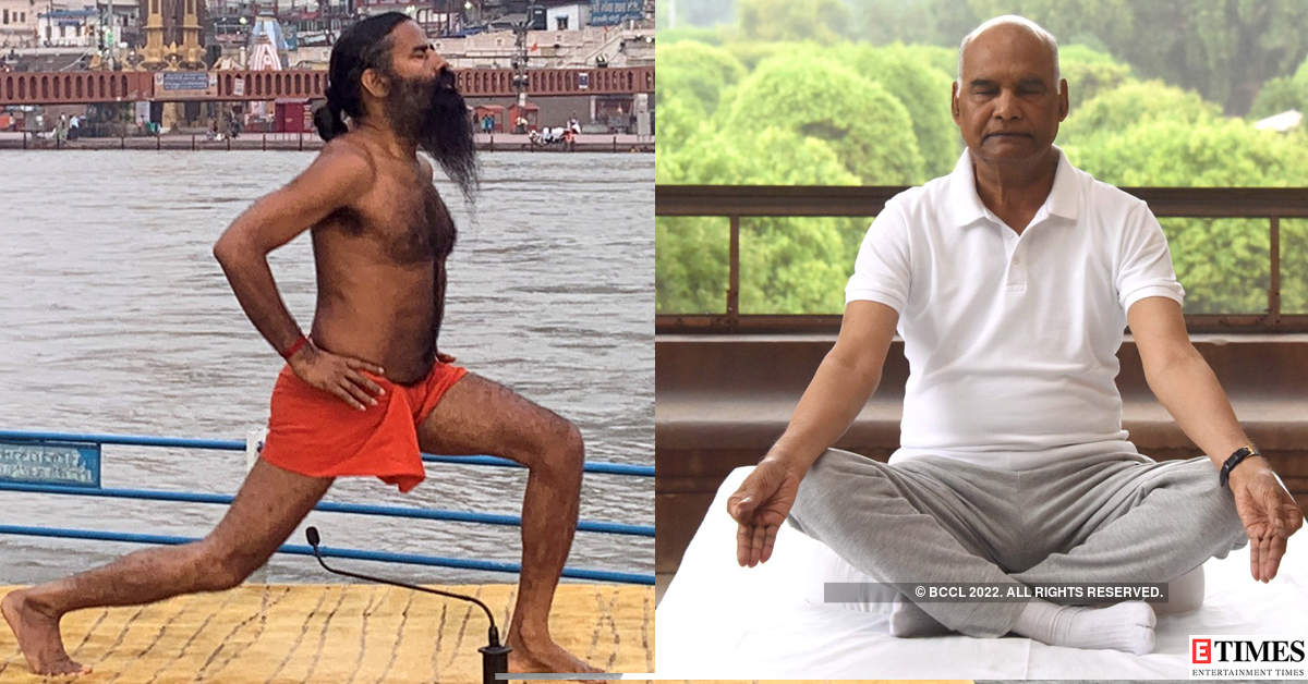 International Yoga Day 2020 celebrated amid Covid-19 pandemic