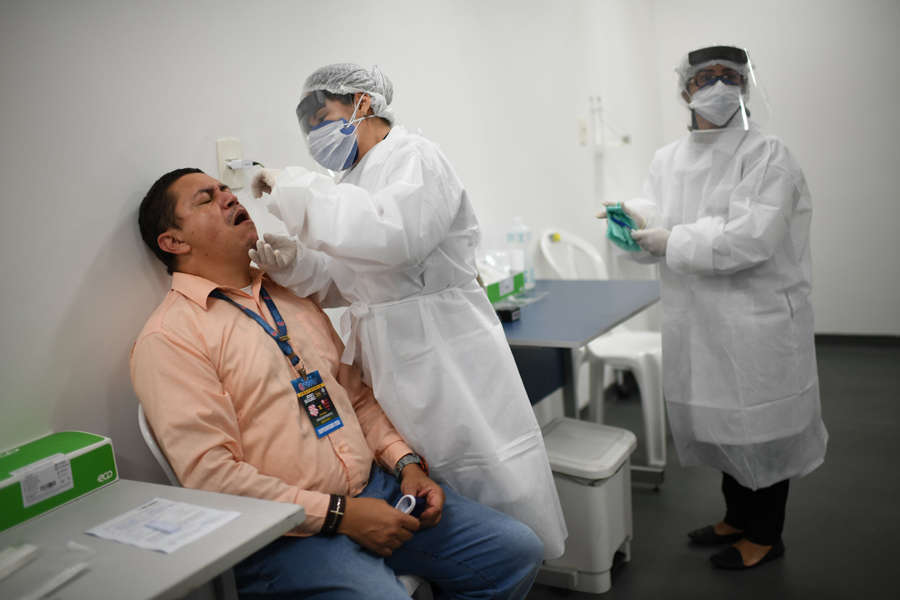 Brazil surpasses 1 million coronavirus cases