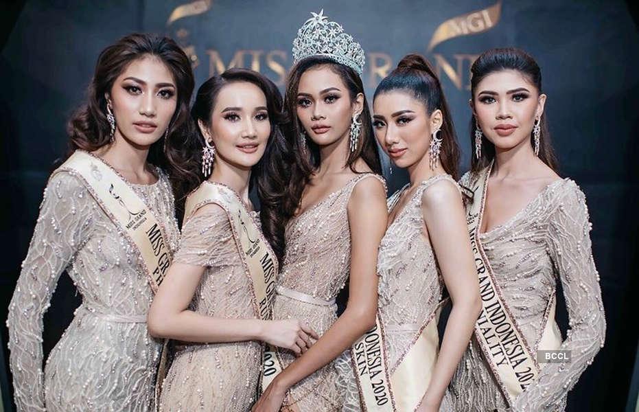 Jakarta's Aurra Kharishma becomes Miss Grand Indonesia 2020
