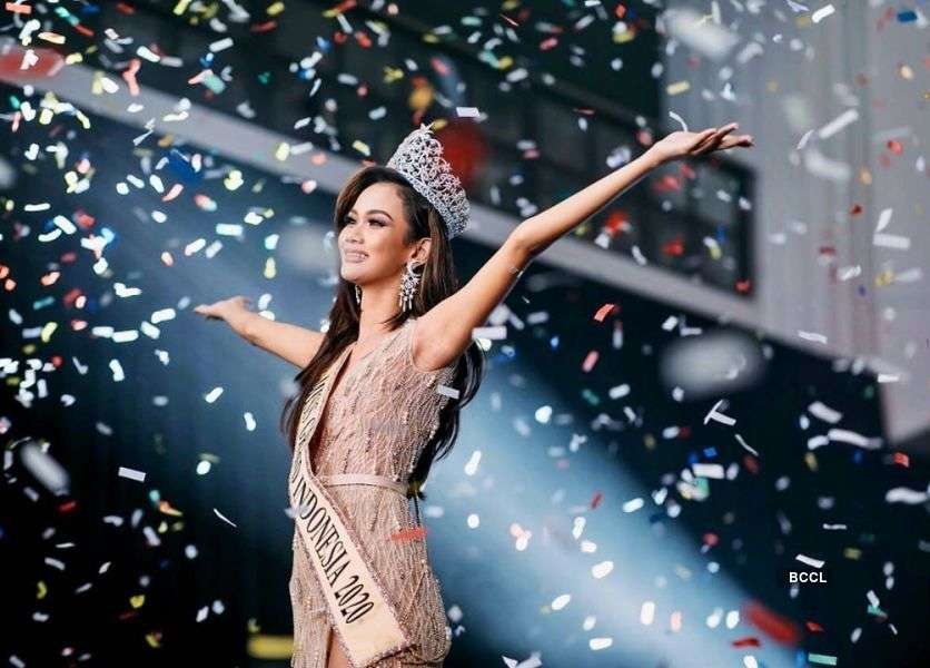 Aurra Kharishma to represent Indonesia at Miss Grand International 2020