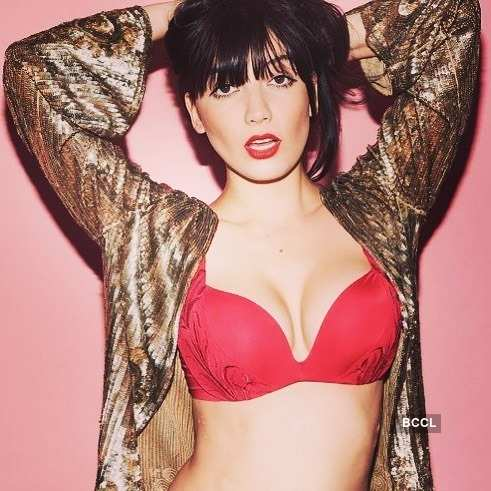 Daisy Lowe is raising temperatures with her glamorous photoshoots