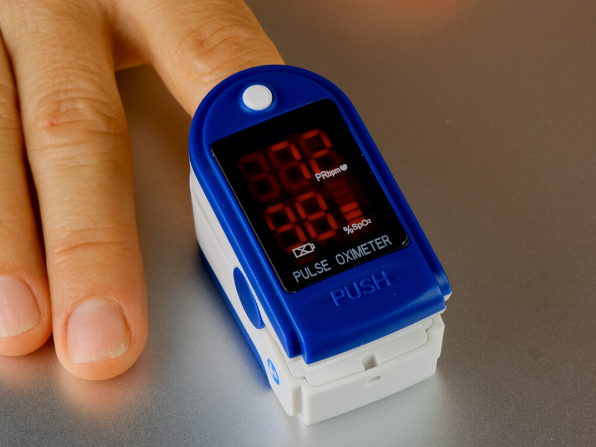Coronavirus prevention: What is a pulse oximeter and should you buy it for  prevention of COVID-19? | The Times of India