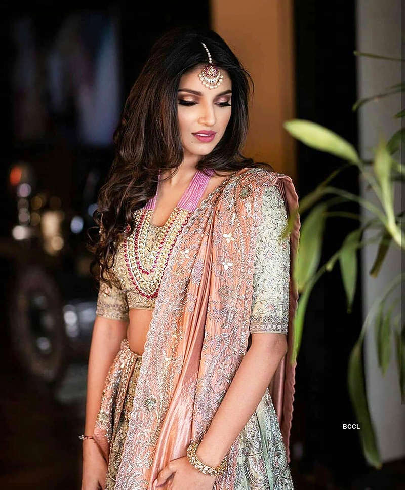 Pictures from Rana Daggubati and Miheeka Bajaj's pre-wedding celebrations