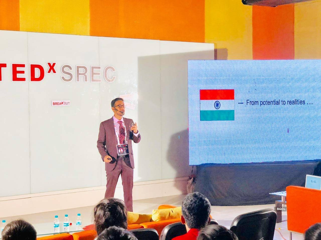 Meet Pratik Gauri, the man behind the Impact World Tour to create the 5th Industrial Revolution
