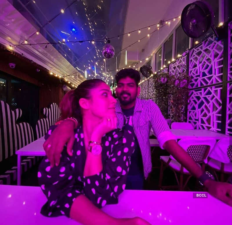 Nayanthara and beau Vignesh Shivan rubbish coronavirus rumours