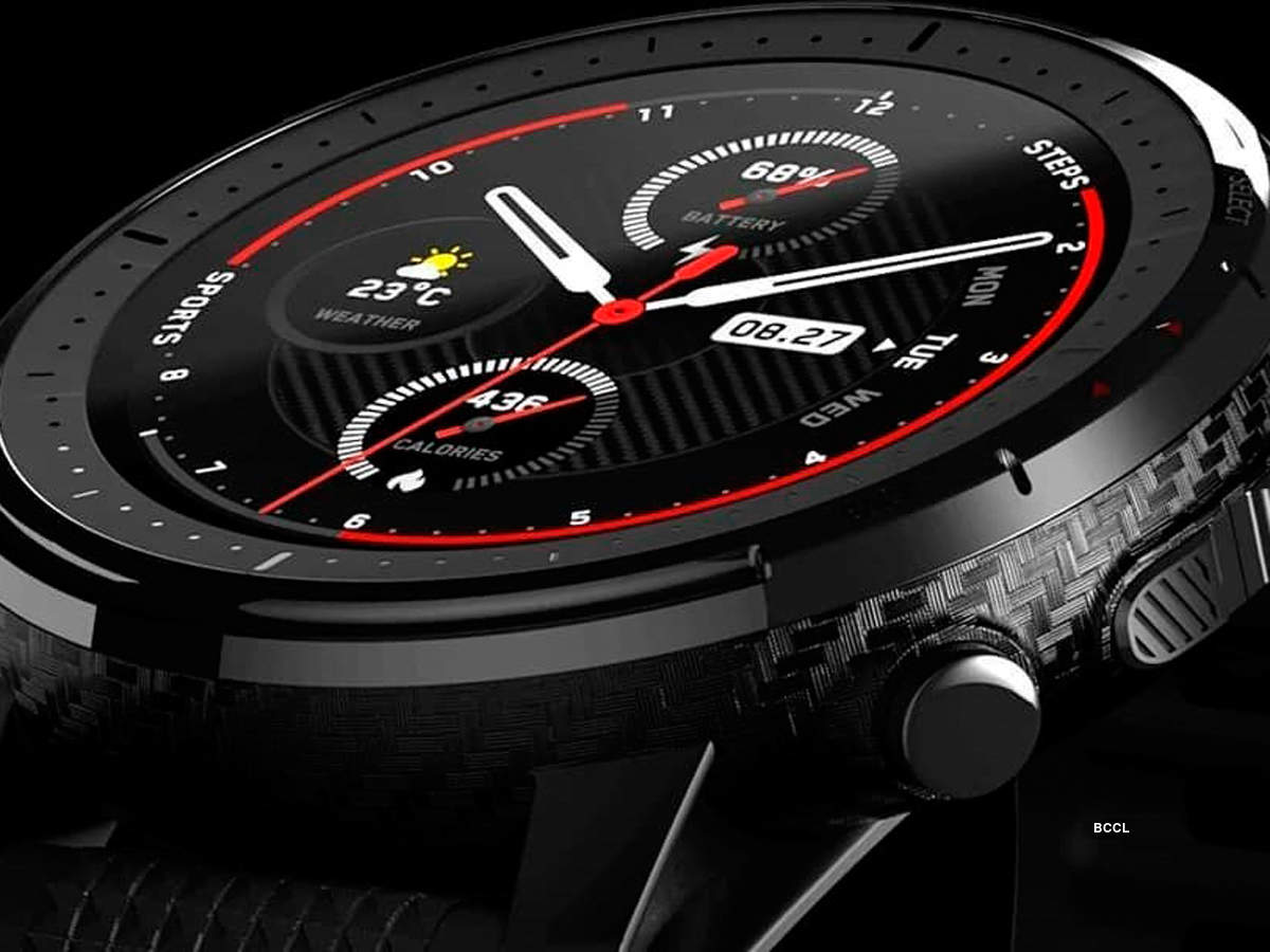 Amazfit Stratos 3 smartwatch launched in India