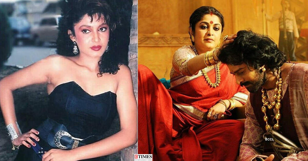 Pictures of gorgeous and versatile actress Ramya Krishnan through the years