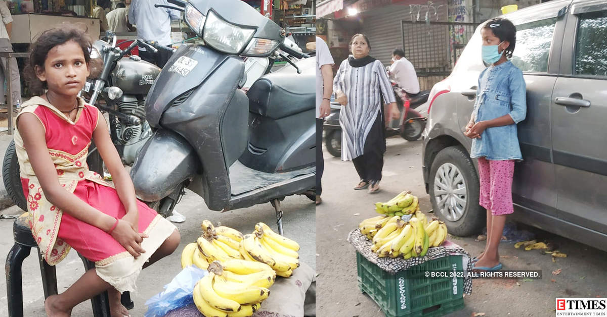 COVID-19: Schoolkids turn fruit sellers for food