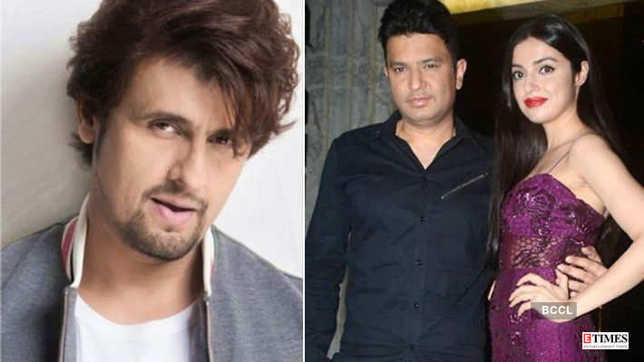 Sonu Nigam slams Bhushan Kumar; Divya Khosla hits back and called him 'Thankless'