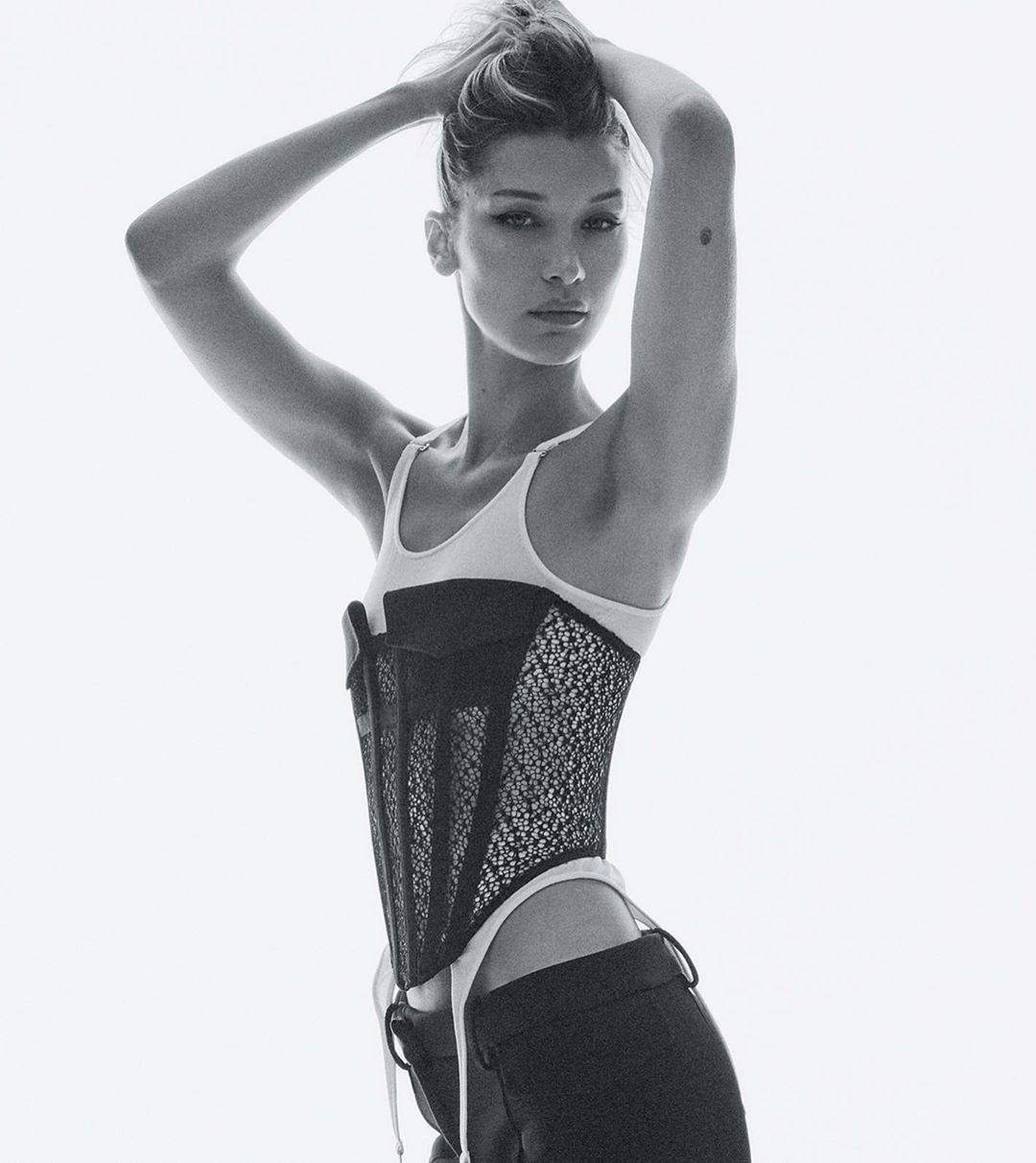 Bella Hadid is making heads turn with her stunning photoshoots