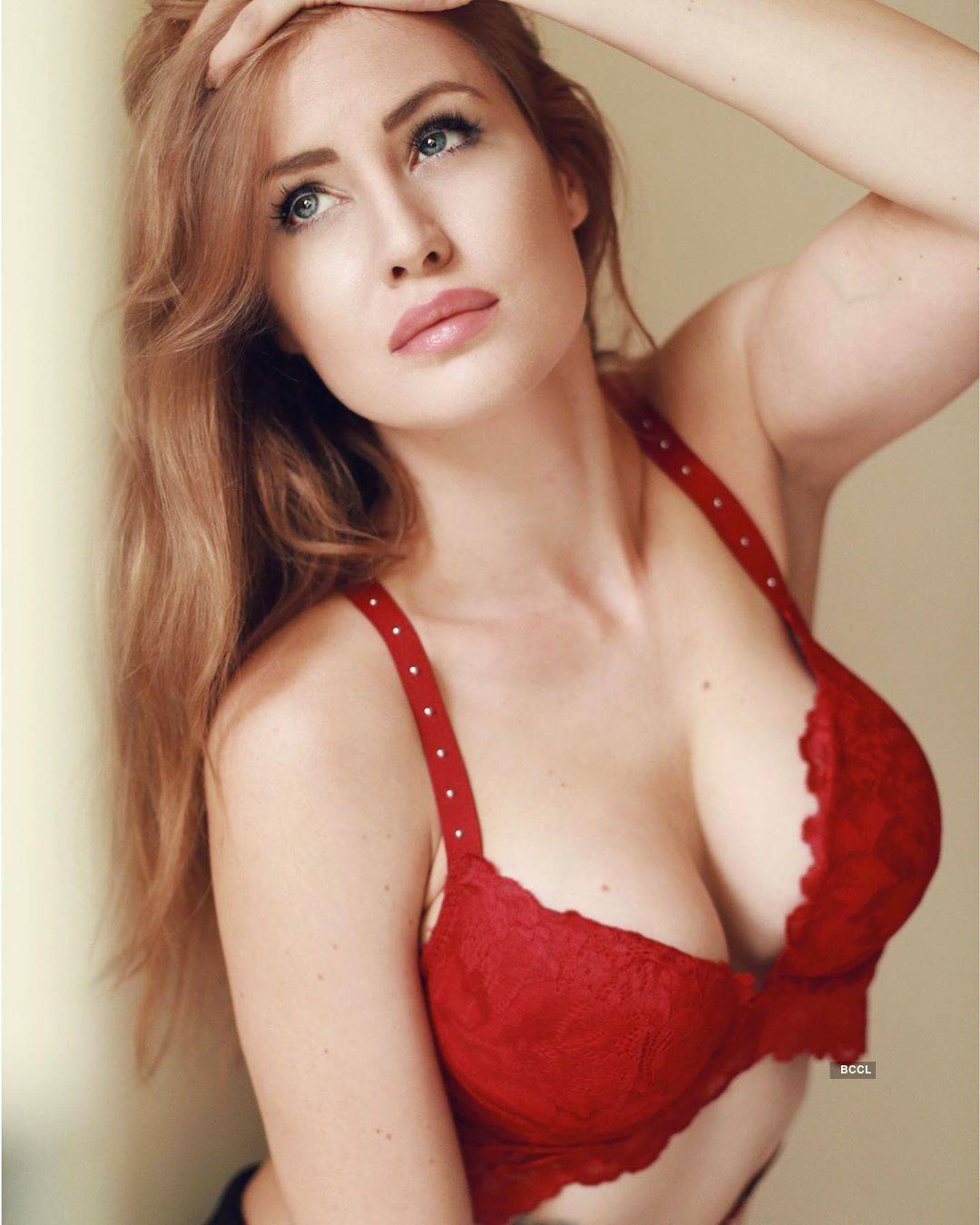 Pictures of the stunning Matylda, European model with an unmissable charm will steal your hearts