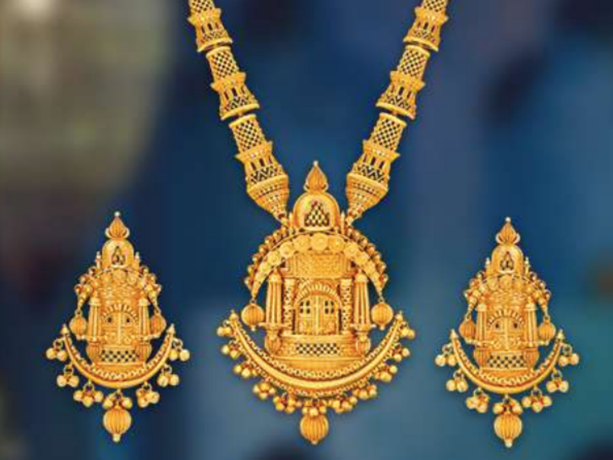 Tanishq jewellery collection