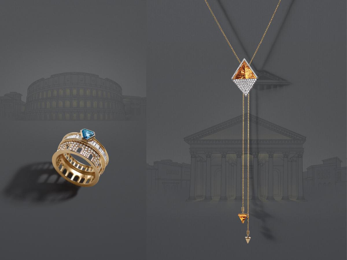 Zoya jewellery