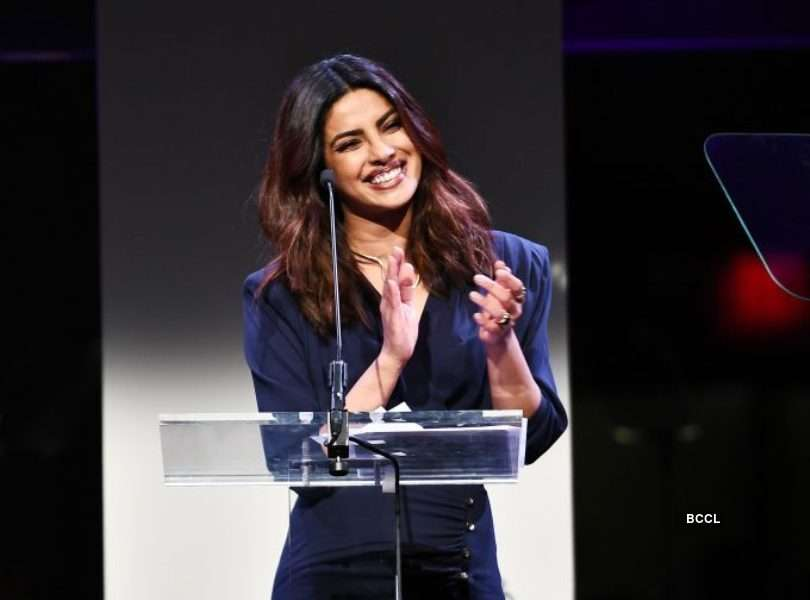 Priyanka Chopra honors frontline woman at 'Variety's Power of Women'