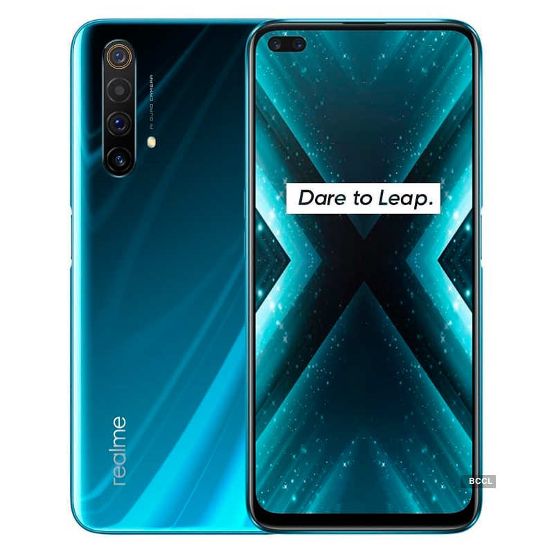 Realme X3 and Realme X3 SuperZoom smartphones launched