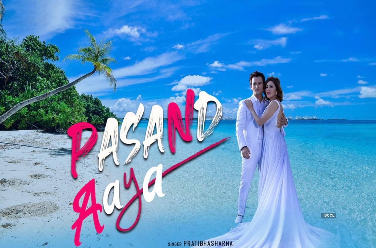New music video titled 'Pasand Aaya' by Singer Pratibha Sharma with Bhushan Patiyal & Sabhyata Giri as lead Actors is out now...