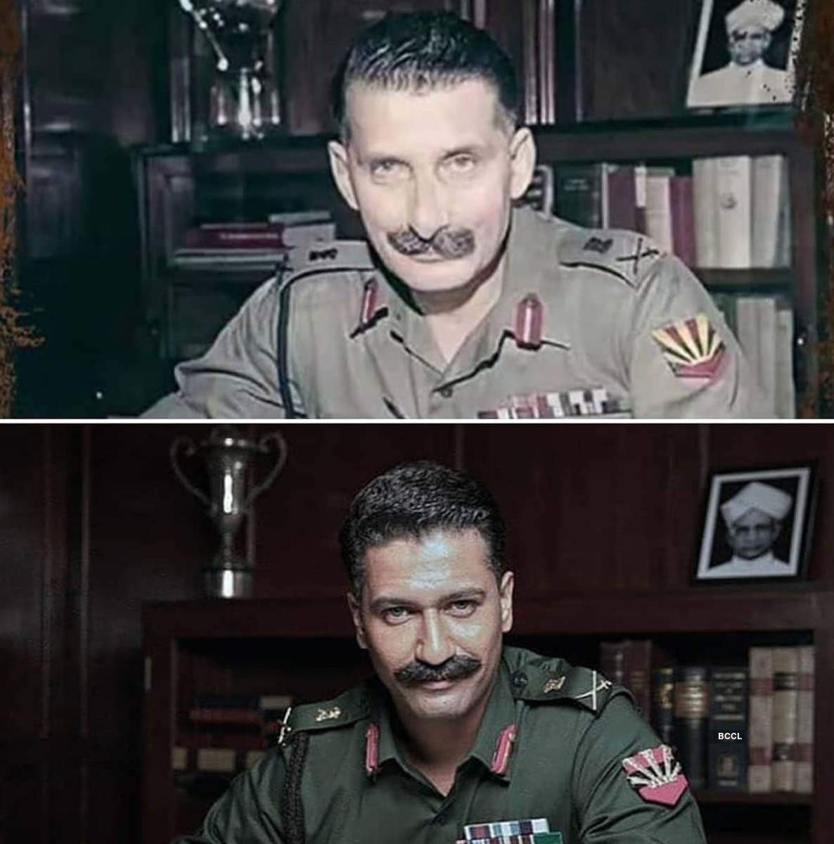 Vicky Kaushal's unrecognisable new look as Field Marshal Sam Manekshaw is winning the internet