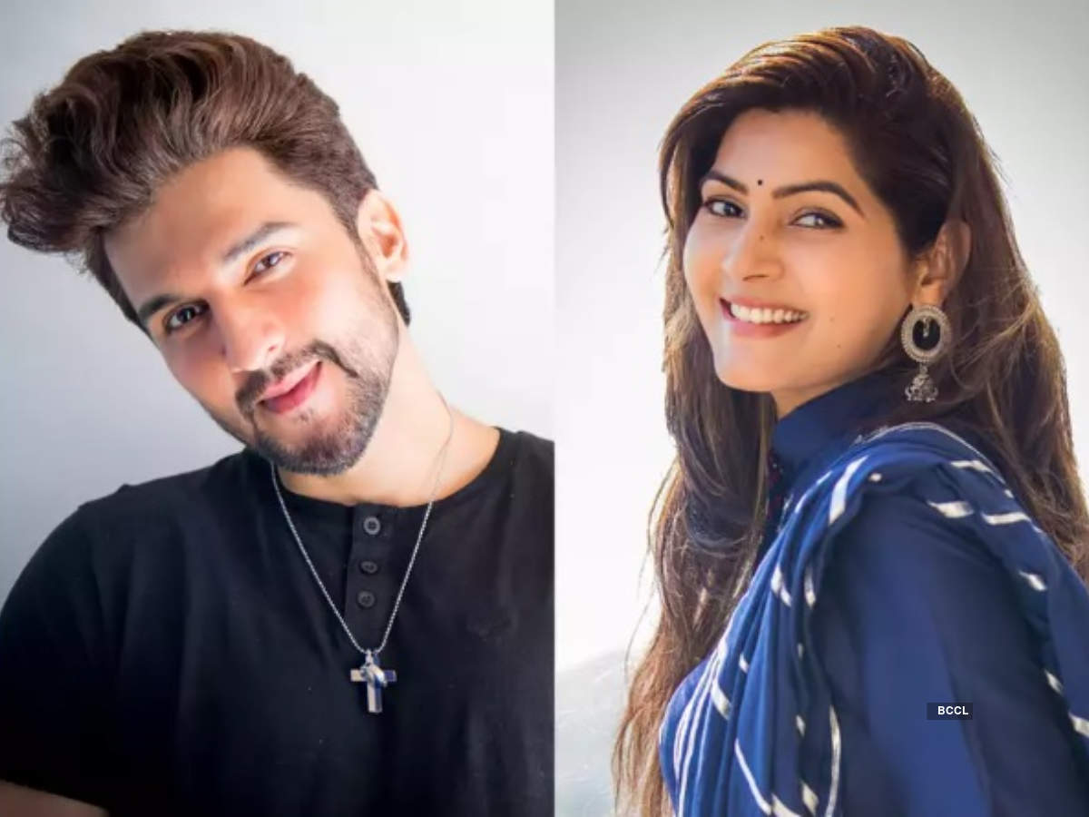 Manish praises his bride-to-be