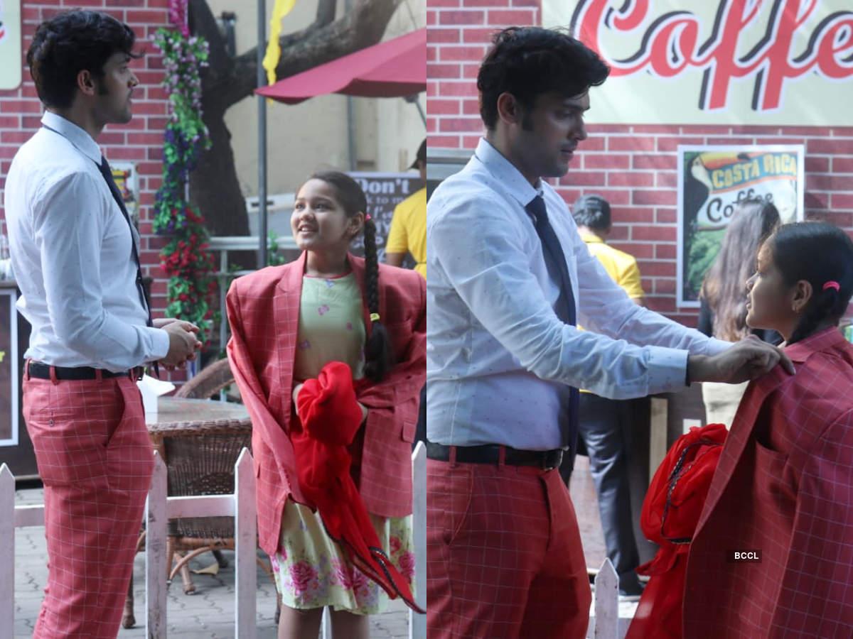Promo shoot of Kasautii Zindagii Kay