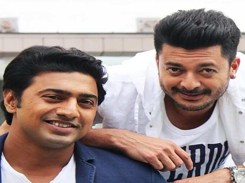 This throwback photo of Dev and Jisshu in one frame will win your hearts