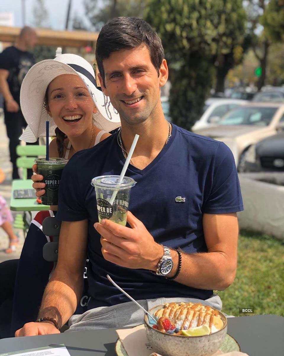 Tennis pro Novak Djokovic tests positive for Covid-19