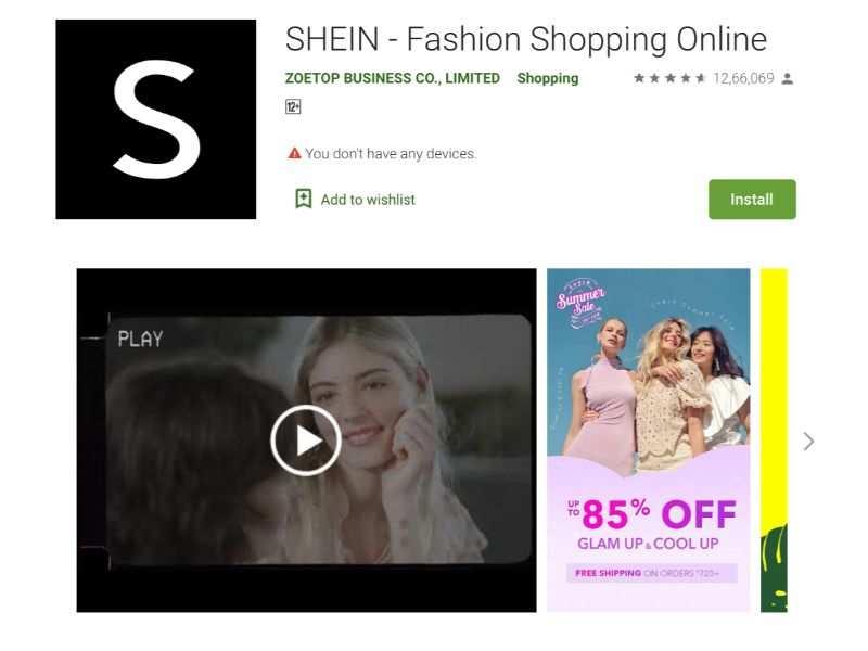 Shein alternatives: Myntra, AJIO, Flipkart, Amazon India and more