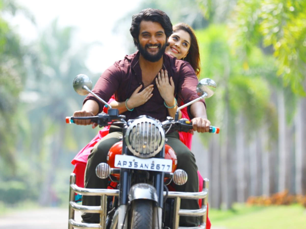 Sashi' makers release pictures from the sets of Aadi Saikumar starrer | Telugu  Movie News - Times of India