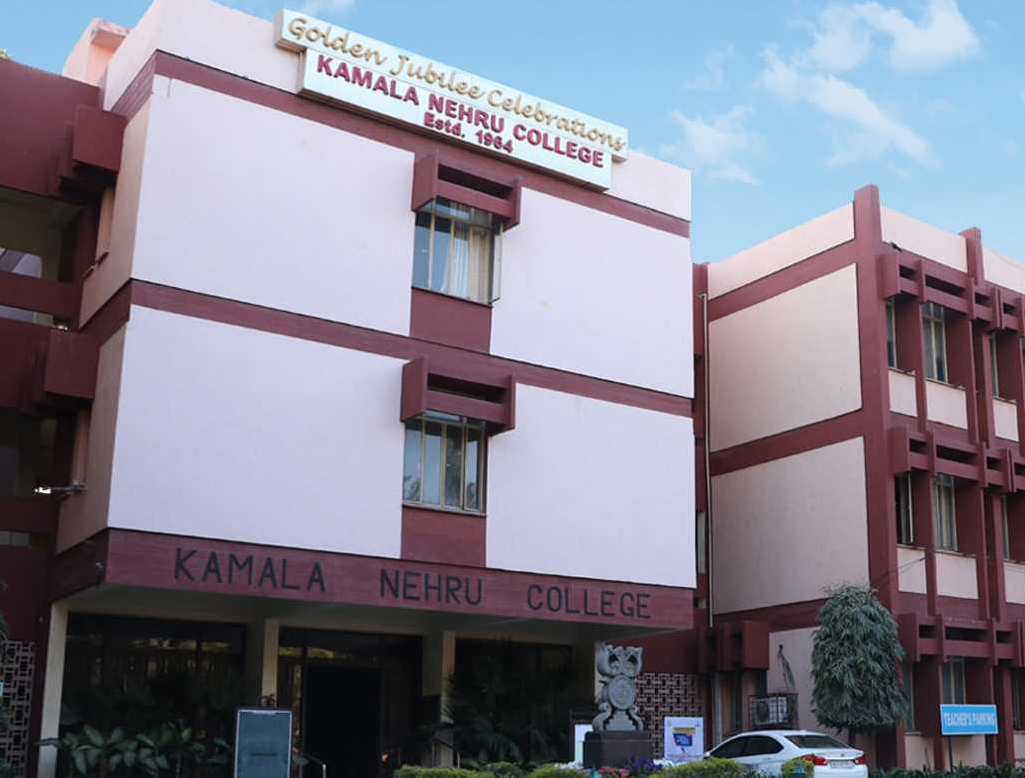 Kamala Nehru College celebrates online annual college day
