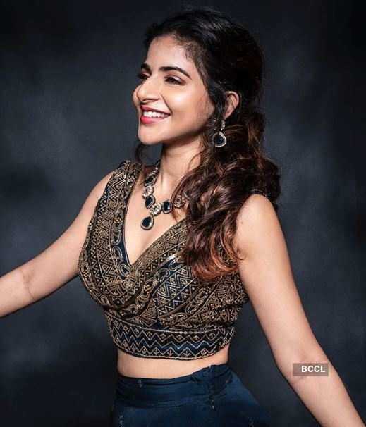 Iswarya Menon turns up the heat with her glamorous photoshoots