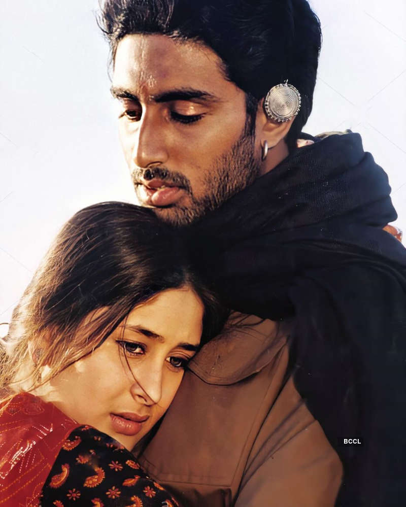 Kareena Kapoor & Abhishek Bachchan share memories from their first film 'Refugee', complete 20 years in the industry