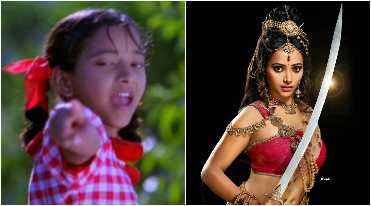 Remember the child artist from 'Makdee'? Shweta Basu Prasad is no less than a diva…