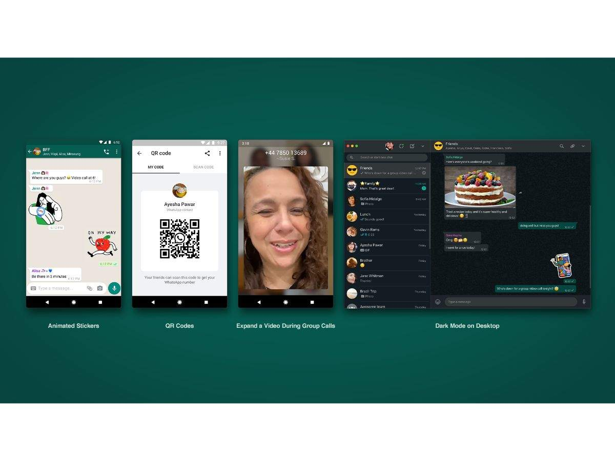 WhatsApp announces new features: All you need to know
