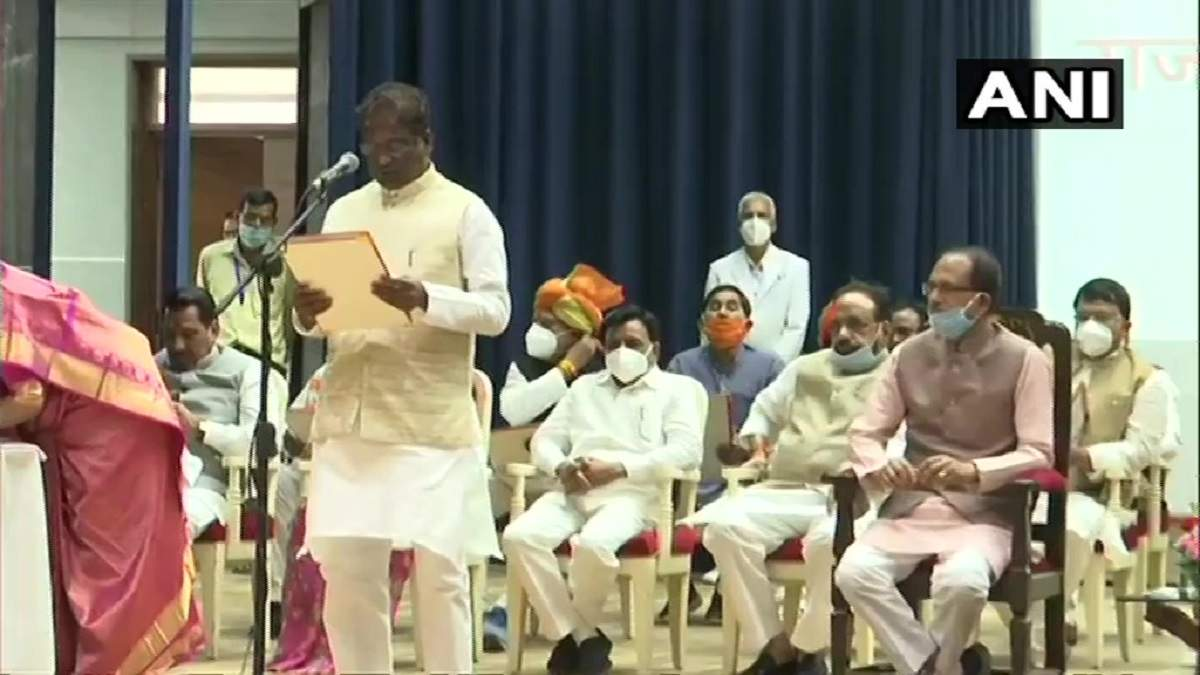 Madhya Pradesh cabinet expanded: 28 ministers take oath | India ...
