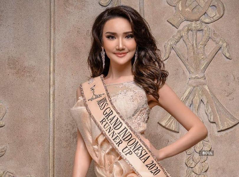Bella Aprilia Sant appointed Miss Indonesia Intercontinental 2020