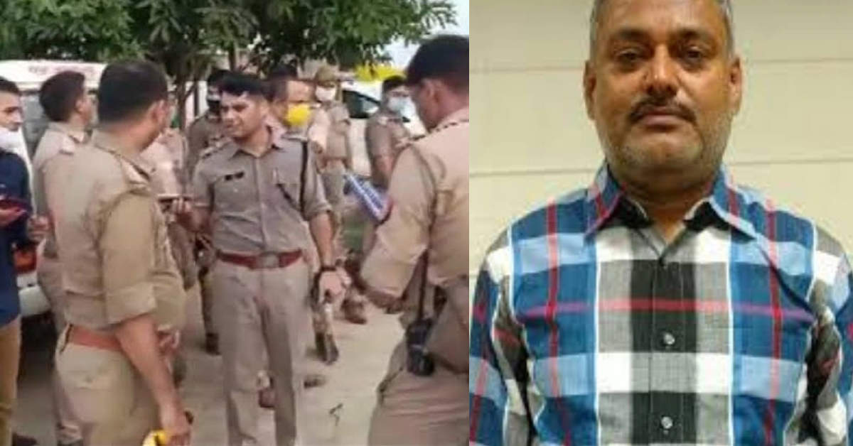 Gangster Vikas Dubey gets killed in an encounter