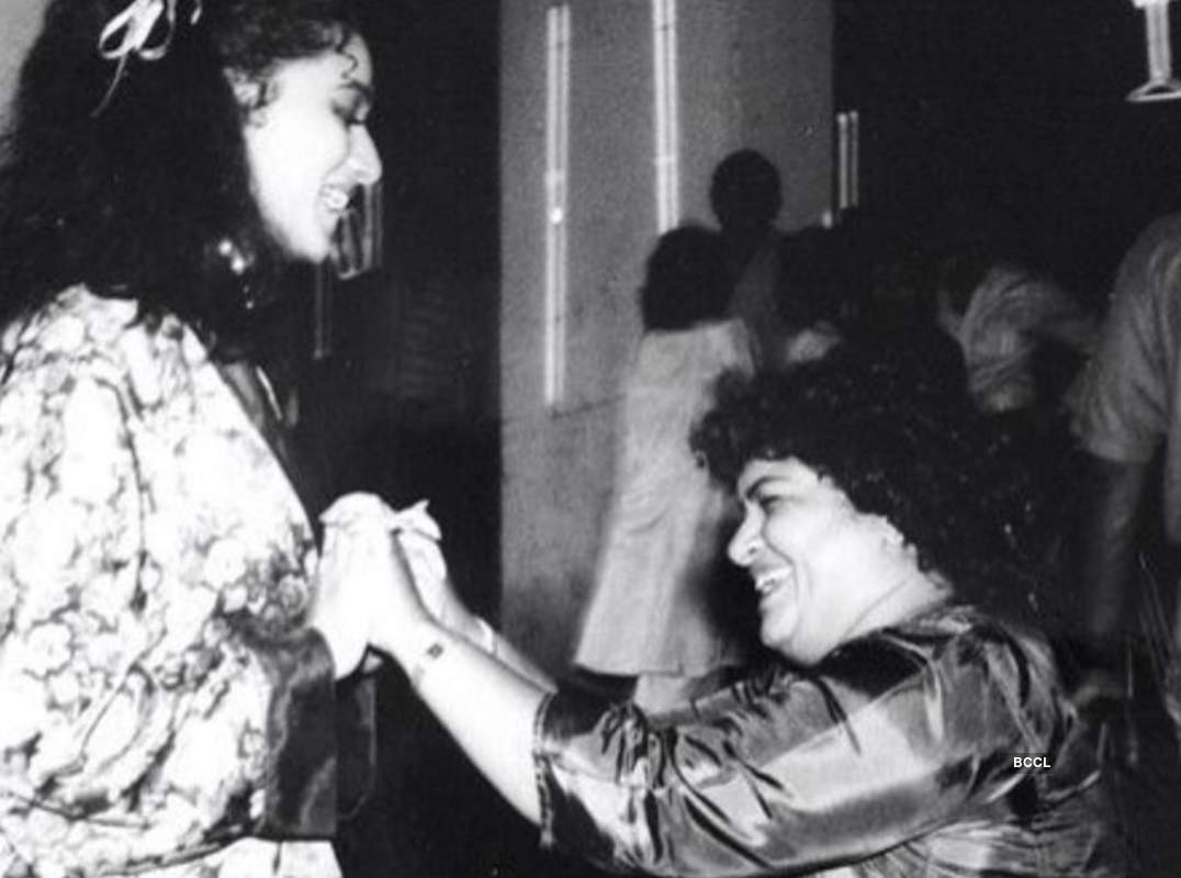Madhuri Dixit on Saroj Khan's demise: Devastated by the loss of my friend and guru